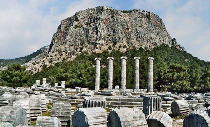 Priene Antik Şehir